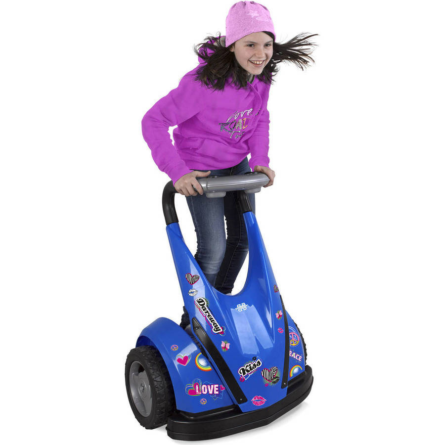 Dareway 12V Ride-On, Blue