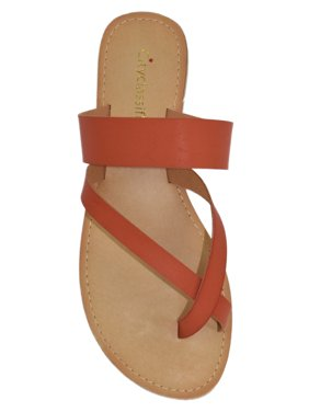 97c2dec3507b Product Image City Classified Shoes Women Basic Flip Flops Flat Summer Sandals  Thongs LOVEJOY-S Tan Brown
