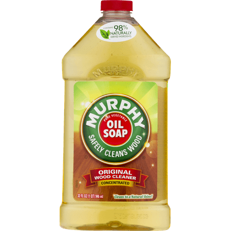 Murphy S Oil Soap Wood Cleaner Original 32 Fl Oz