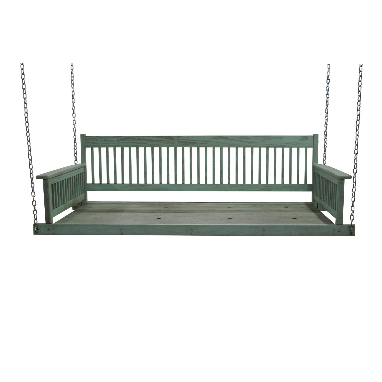 Hinkle Plantation 856 Wood Patio Day Bed Swing