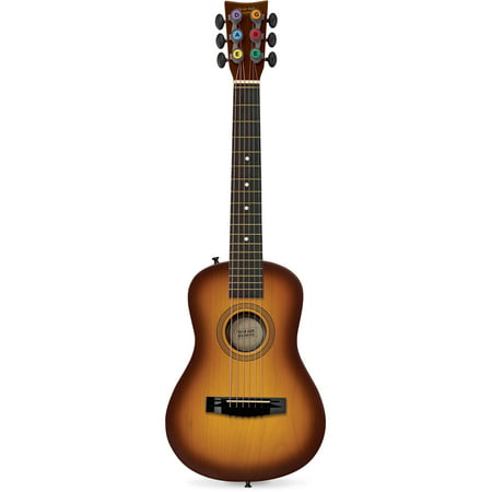 FIRST ACT;Discovery Sunburst Acoustic Guitar FG127, Natural