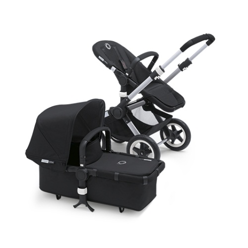 Bugaboo Buffalo Tailored Fabric Set - Black