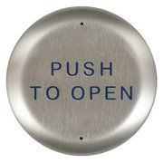 BEA 10PBR45 Round Switch,Round,Push to Open