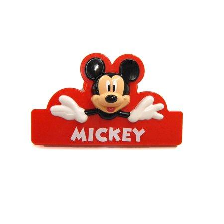 DisneyMickeyMagneticBagClip