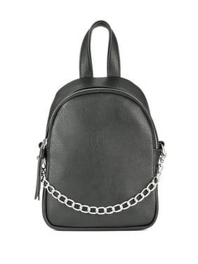 No Boundaries Black Micro Backpack