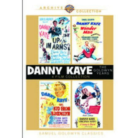 Danny Kaye Danny: The Goldwyn Years (DVD) - Edward Buck