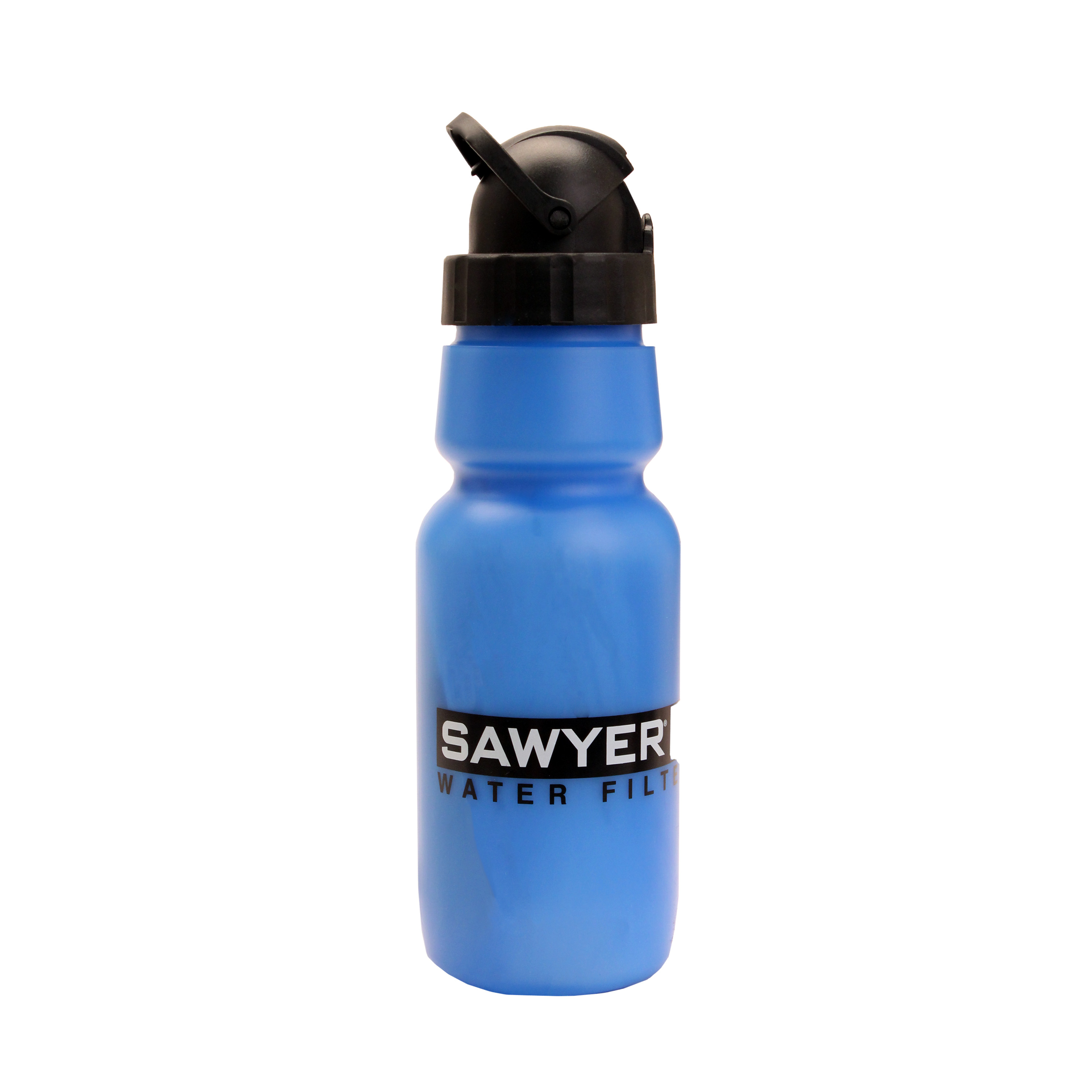Sawyer Products Water Filtration Bottle, 1 Liter