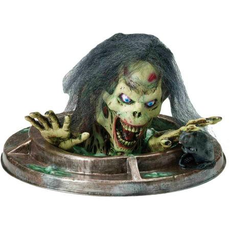 Manhole Monster Prop Halloween Decoration
