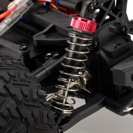 REMO 1631 1/16 2 4G 4WD Brushed Off Road Monster Truck SMAX RC Car