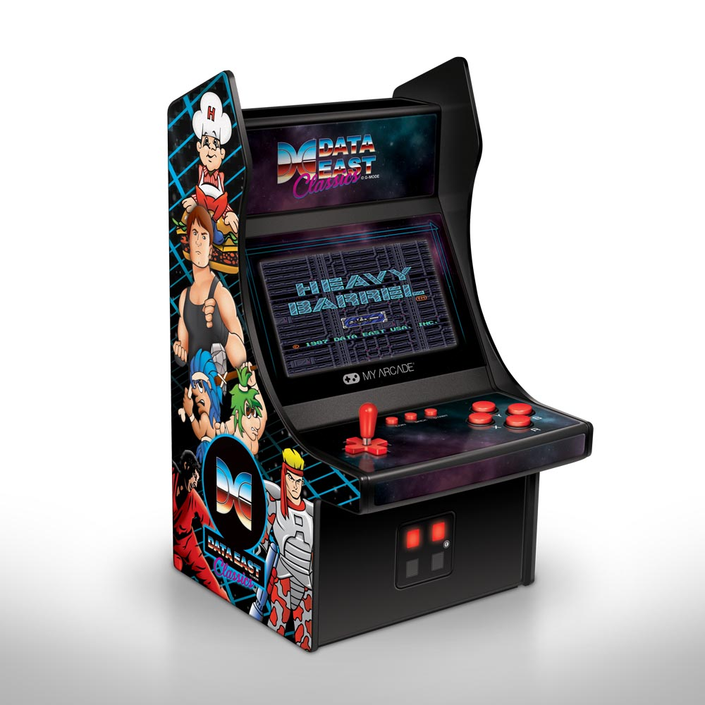 Mini Collectible Retro Arcade Machine Player, dreamGEAR My Arcade, Retro Gaming, 845620032006