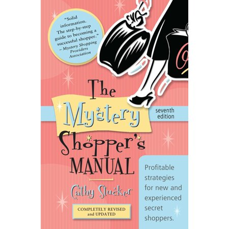 The Mystery Shopper's Manual - 7th Edition - (Mechanics Of Materials 7th Edition Solution Manual Beer)
