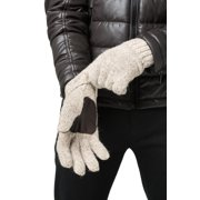 Gallery Seven Mens Knitted wool Winter Gloves