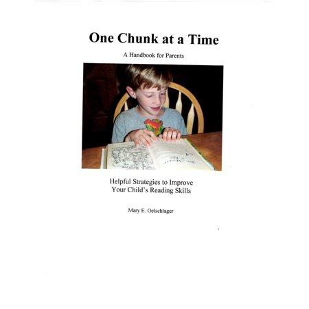 One Chunk at a Time - eBook (Kids Chunks)