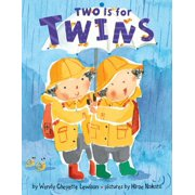 2 Is for Twins (Board Book)