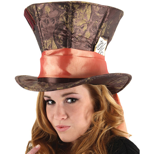 Disney Mad Hatter Small Hat Halloween Accessory