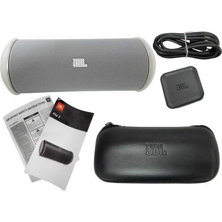 jbl flip 2 portable wireless bluetooth stereo speaker nfc. Black Bedroom Furniture Sets. Home Design Ideas