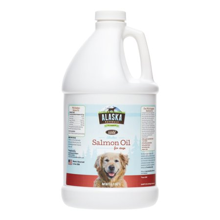 Image of Alaska Naturals Salmon Oil for Dogs, 64 Oz