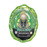 Funko Action Figure: Rick & Morty- Space Suit Morty