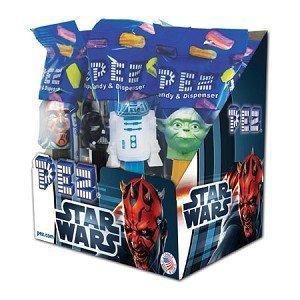 Pez Star Wars Clone Wars Dispensers   Pack Of 12