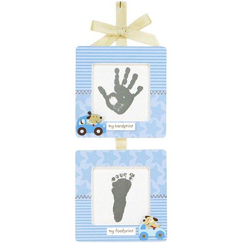 Child Of Mine Hand/foot Print Kit- Boy - Walmart.com