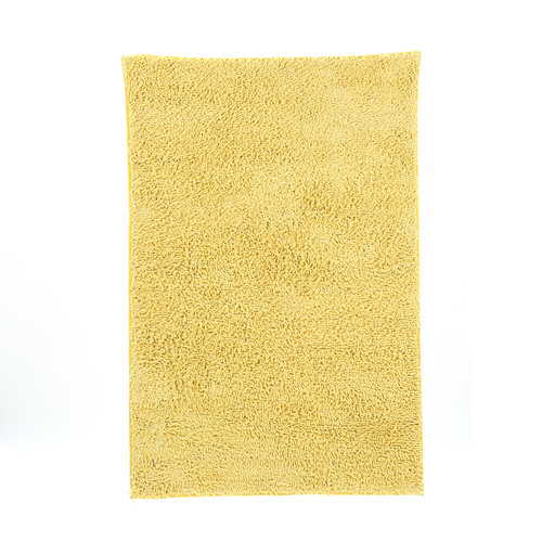Fun Rugs Fun Shags Yellow Area Rug