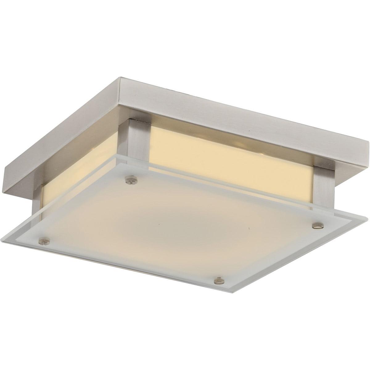 Avenue Lighting HF1104-BN Cermack St LED 12 inch Brushed ...