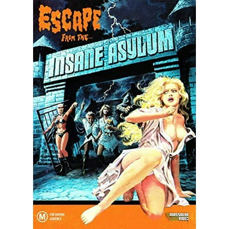 Escape from the Insane Asylum (DVD)](Escape From Halloween)