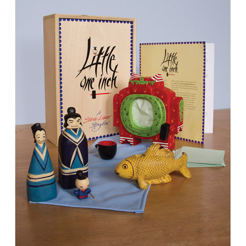 Guidecraft Little One-Inch Storybox