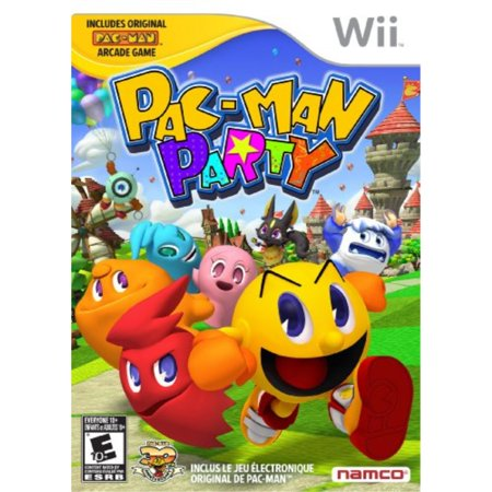 Pac-Man Party (Wii) ()