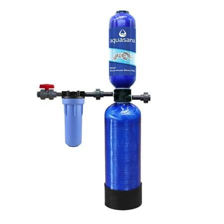 Rhino Series 3-Stage 300,000 Gal. Whole House Water Filtration