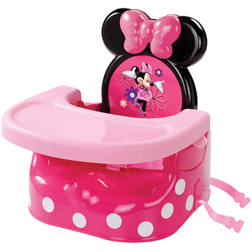 Summer Infant - Disney Minnie Mouse Booster Seat