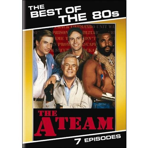 BEST OF THE 80S-A TEAM (DVD) (ENG SDH/FF/1.33:1/2DISCS)