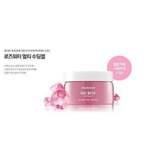 AMOREPACIFIC Mamonde Rose Water Multi Soothing Gel, Korean cosmetics, Korean Beauty