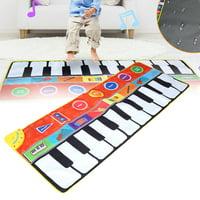 Mgaxyff Multi-Functional Baby Crawling Play Mat Electric Music Blanket Game Carpet for Children,Children Music Blanket,nbsp