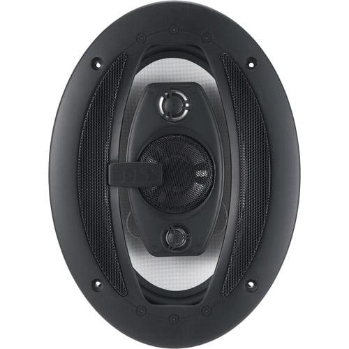 "Boss R94 6"" x 9"" 4-Way Chaos 4 Ohm Speaker (Pair of Speakers)"