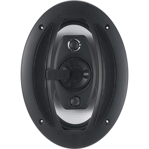 "Boss R94 6"" x 9"" 4-Way Chaos 4 Ohm Speaker (Pair of Speakers)"