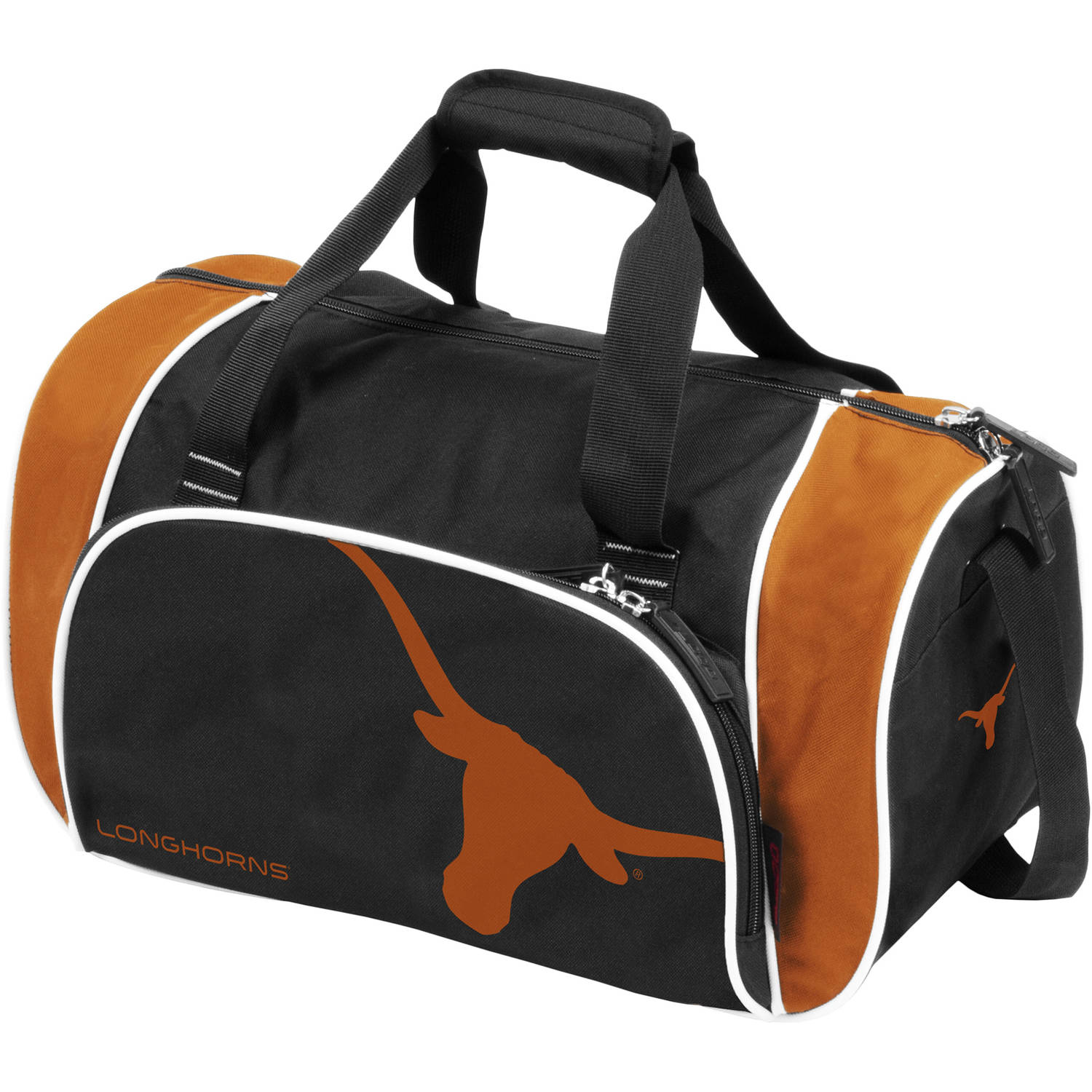 Logo NCAA Texas Locker Duffel