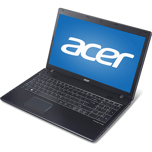 "Acer 15.6"" TravelMate TMP455-M-54204G50Mtkk Laptop PC with Intel Core i5-4200U Dual-Core Processor, 4GB Memory, 500GB Hard Drive and Windows 7 Professional"