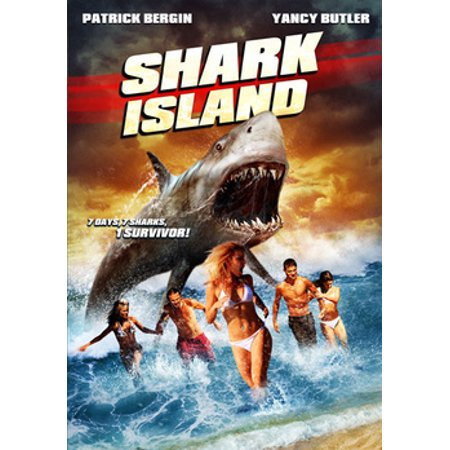 Shark Island (DVD) - Sand Shark Movie