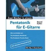 Pentatonik fr E-Gitarre (Paperback)