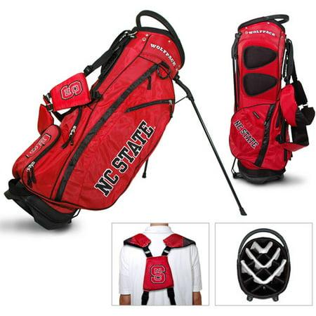 Team Golf NCAA North Carolina State Fairway Golf Stand Bag