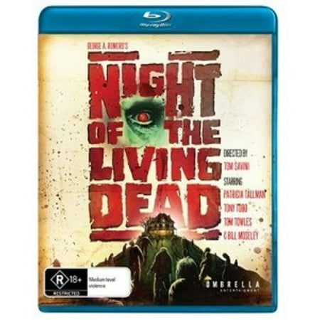 Night of the Living Dead (Blu-ray) (Age Of The Living Dead Tv Show)