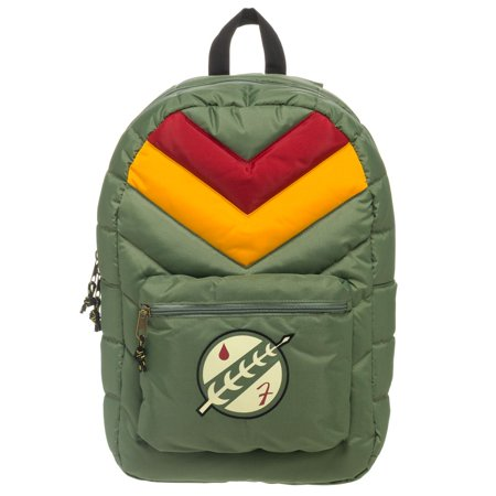 Star Wars Boba Fett Puff Backpack - Boba Fett Jetpack Backpack