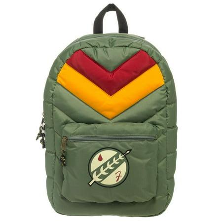 Star Wars Boba Fett Puff - Boba Fett Jetpack Backpack