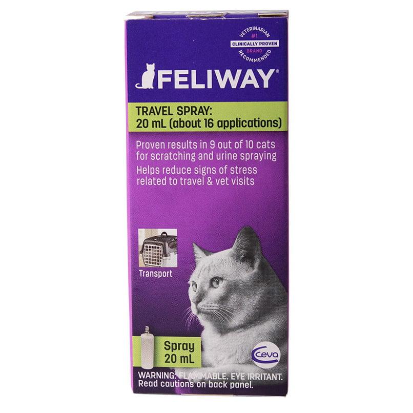 Ceva Animal Health, LLC Feliway Travel Spray for Cats