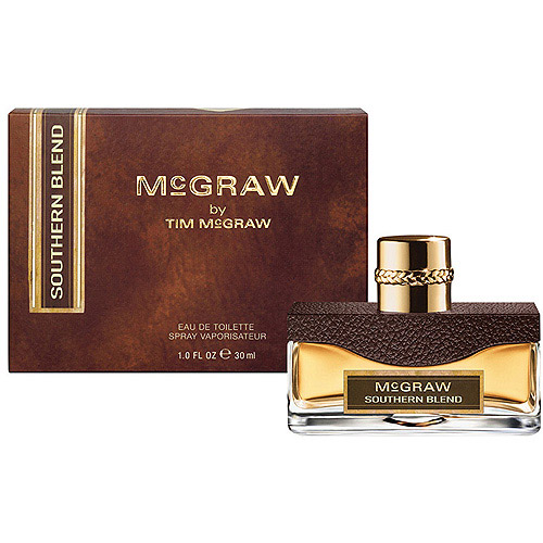McGraw by Tim McGraw Southern Blend Eau de Toilette Spray, 1 fl oz