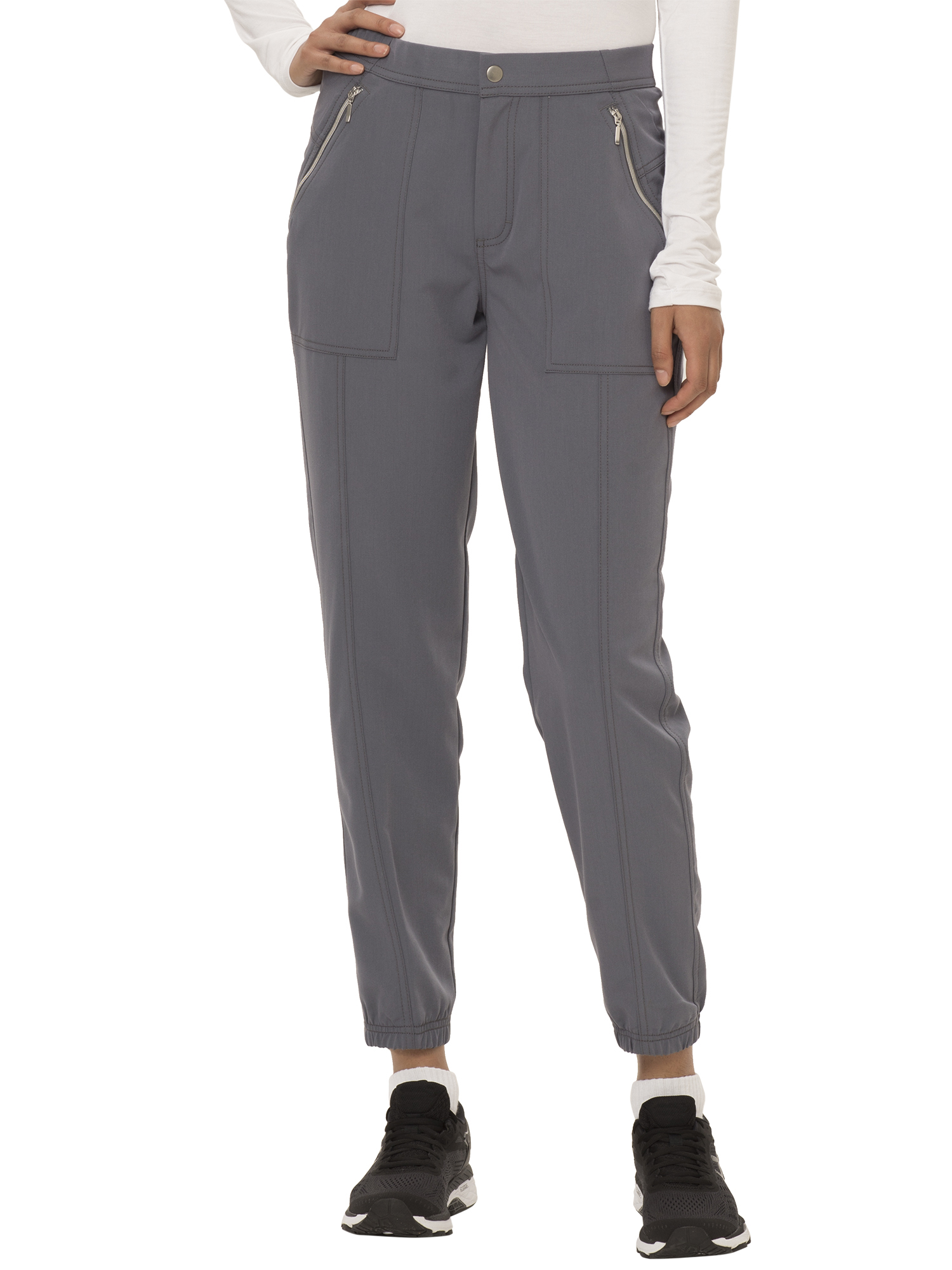 Scrubstar Women's Signature Fashion Collection Modern Fit Stretch Jogger Scrub Pant