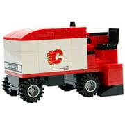 OYO Sports Calgary Flames Zamboni Machine Building Blocks Set - No Size