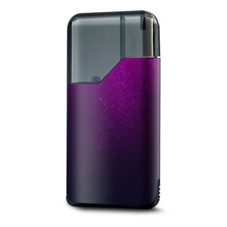 Skin Decal Vinyl Wrap for Suorin Air Kit Vape skins stickers cover/ Purple dust