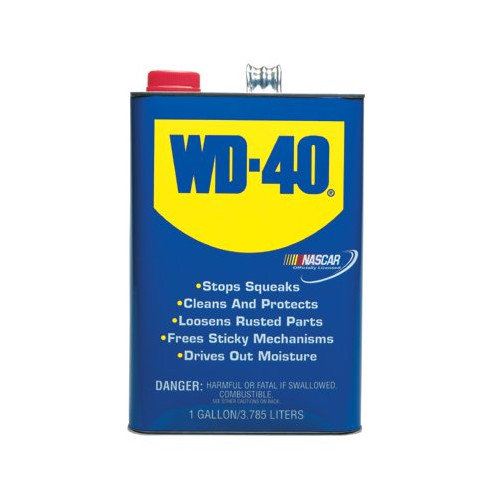 Wd-40 Lubricant 1 Gallonopen Stock